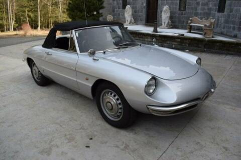 1967 Alfa Romeo Spider for sale at NJ Enterprises in Indianapolis IN
