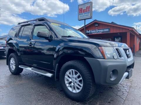 2014 Nissan Xterra for sale at HUFF AUTO GROUP in Jackson MI