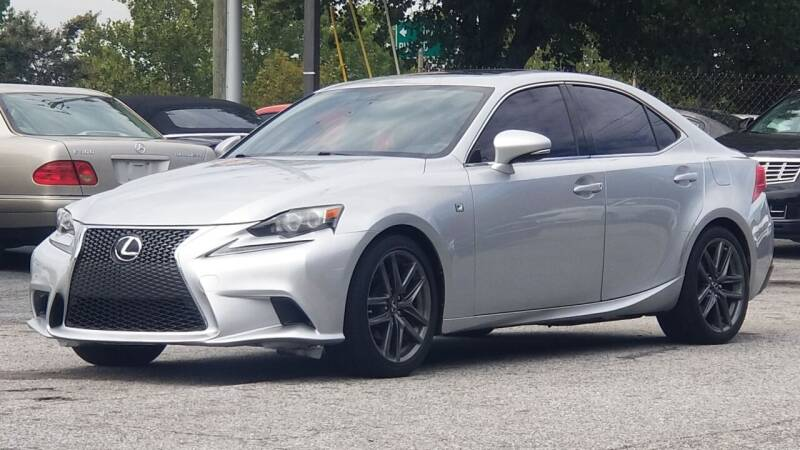 2014 Lexus IS 250 for sale at United Auto Gallery in Suwanee GA