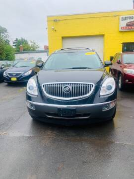 2012 Buick Enclave for sale at Hartford Auto Center in Hartford CT