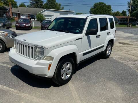 2012 Jeep Liberty for sale at US5 Auto Sales in Shippensburg PA