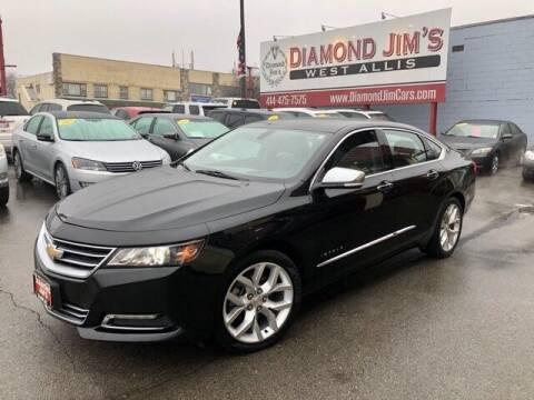 2019 Chevrolet Impala for sale at Diamond Jim's West Allis in West Allis WI