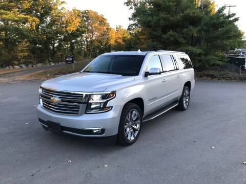 2016 Chevrolet Suburban for sale at Nala Equipment Corp in Upton MA