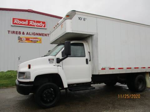 2003 GMC TOPKICK for sale at ROAD READY SALES INC in Richmond IN
