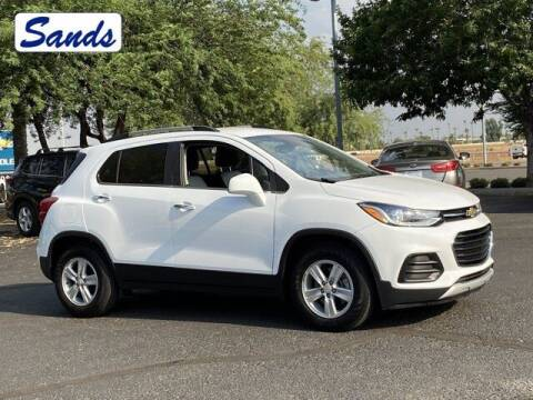 2020 Chevrolet Trax for sale at Sands Chevrolet in Surprise AZ