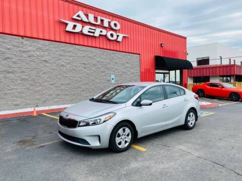 2017 Kia Forte for sale at Auto Depot - Nashville in Nashville TN
