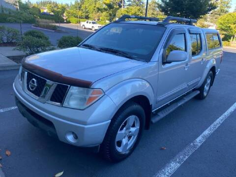 2006 Nissan Frontier for sale at Washington Auto Loan House in Seattle WA