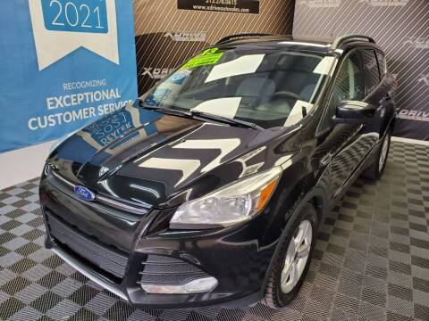 2014 Ford Escape for sale at X Drive Auto Sales Inc. in Dearborn Heights MI