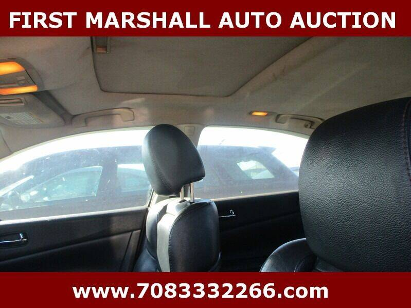 2012 Nissan Maxima 3.5 S 4dr Sedan - Harvey IL