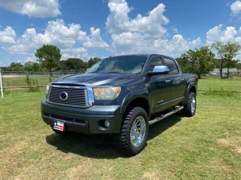2010 Toyota Tundra for sale at LA PULGA DE AUTOS in Dallas TX