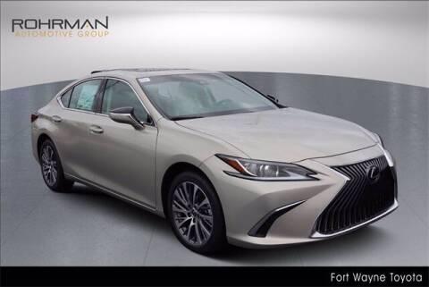 2021 Lexus ES 250 for sale at BOB ROHRMAN FORT WAYNE TOYOTA in Fort Wayne IN