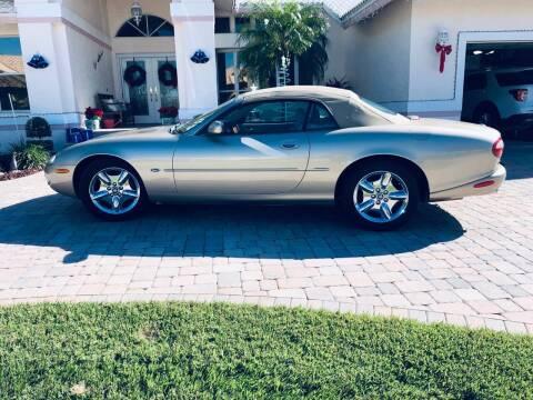 1998 Jaguar XK-Series for sale at Bcar Inc. in Fort Myers FL