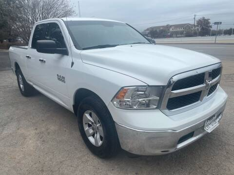 2017 RAM Ram Pickup 1500 for sale at Austin Direct Auto Sales in Austin TX
