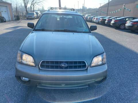 2004 Subaru Outback for sale at YASSE'S AUTO SALES in Steelton PA