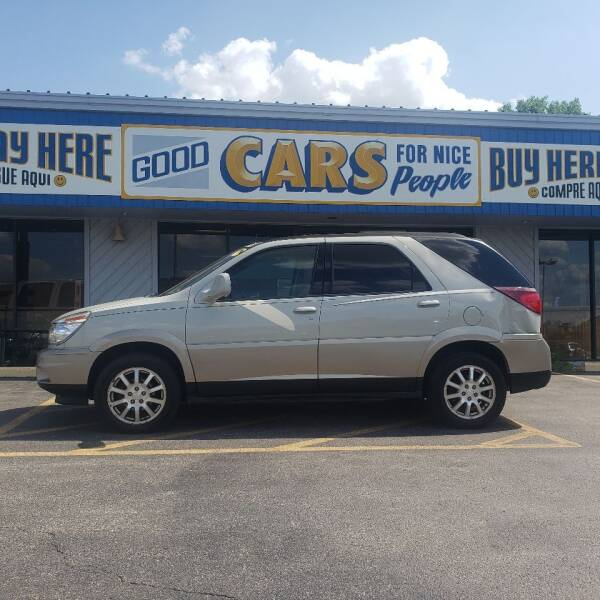 2005 Buick Rendezvous for sale at Good Cars 4 Nice People in Omaha NE