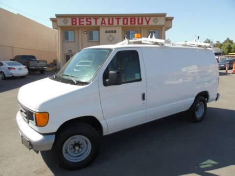 2007 Ford E-Series Cargo for sale at Best Auto Buy in Las Vegas NV