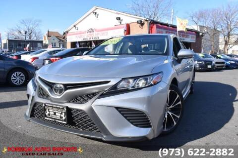 2018 Toyota Camry for sale at www.onlycarsnj.net in Irvington NJ