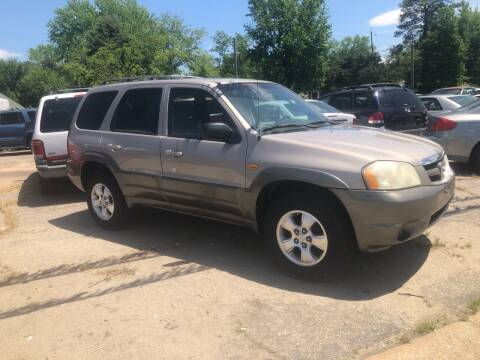 2001 Mazda Tribute for sale at AFFORDABLE USED CARS in Richmond VA