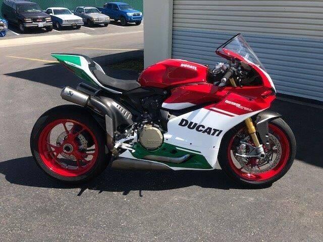 2018 Ducati 1299R FINAL EDITION