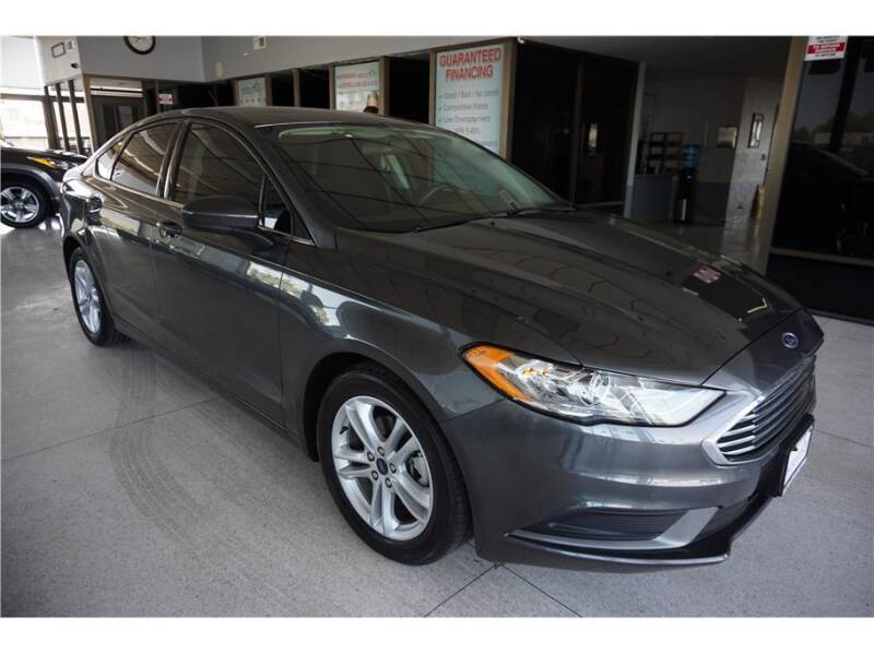 2018 Ford Fusion for sale in Boise, ID