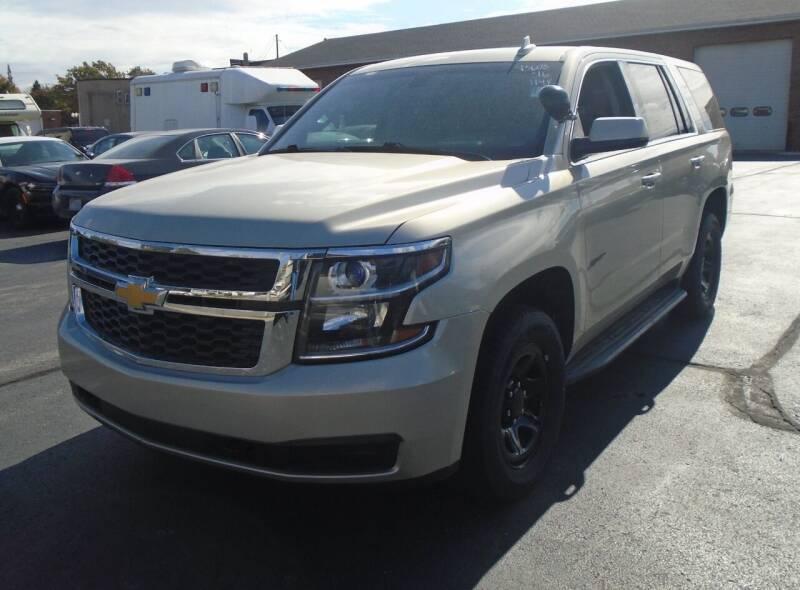 2016 Chevrolet Tahoe for sale at Veto Enterprises, Inc. in Sycamore IL