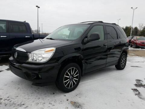 2007 Buick Rendezvous for sale at Aaron Adams @ Simms Chevrolet in Clio MI