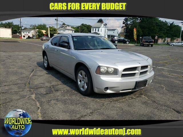 2008 Dodge Charger for sale at Worldwide Auto in Hamilton NJ