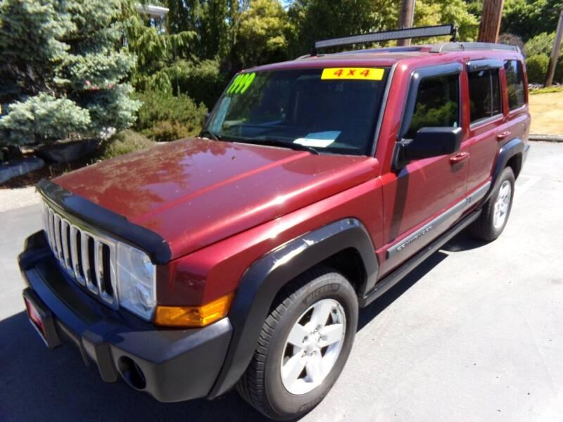 2007 Jeep Commander for sale at Signature Auto Sales in Bremerton WA