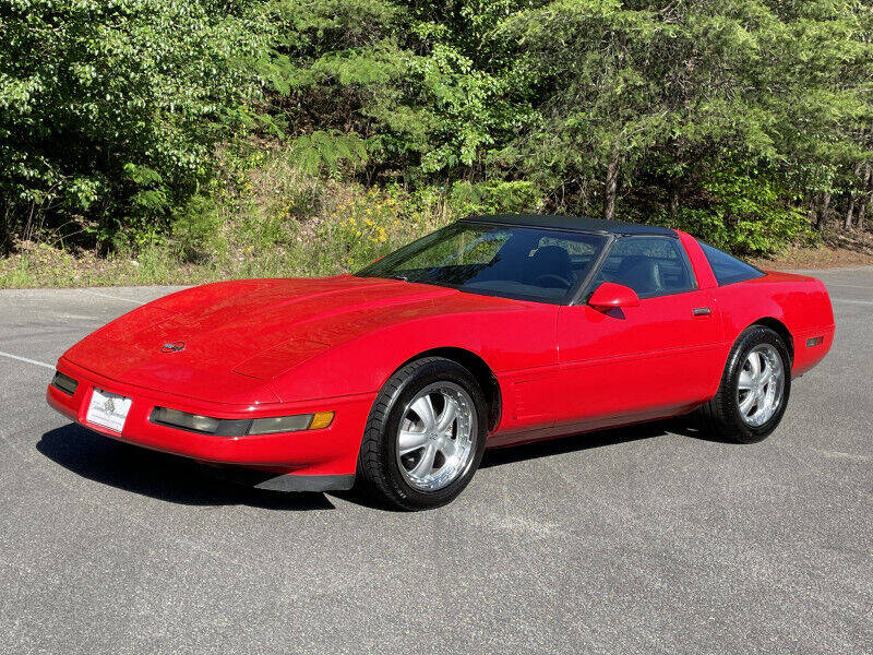 1995 Chevrolet Corvette for sale at Turnbull Automotive in Homewood AL