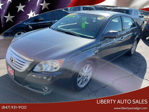 2008 Toyota Avalon for sale at Liberty Auto Sales in Elgin IL