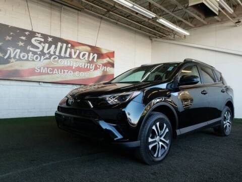 2018 Toyota RAV4 for sale at SULLIVAN MOTOR COMPANY INC. in Mesa AZ