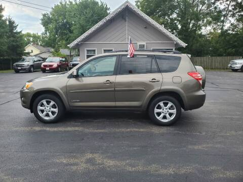 2010 Toyota RAV4 for sale at Deals on Wheels in Oshkosh WI