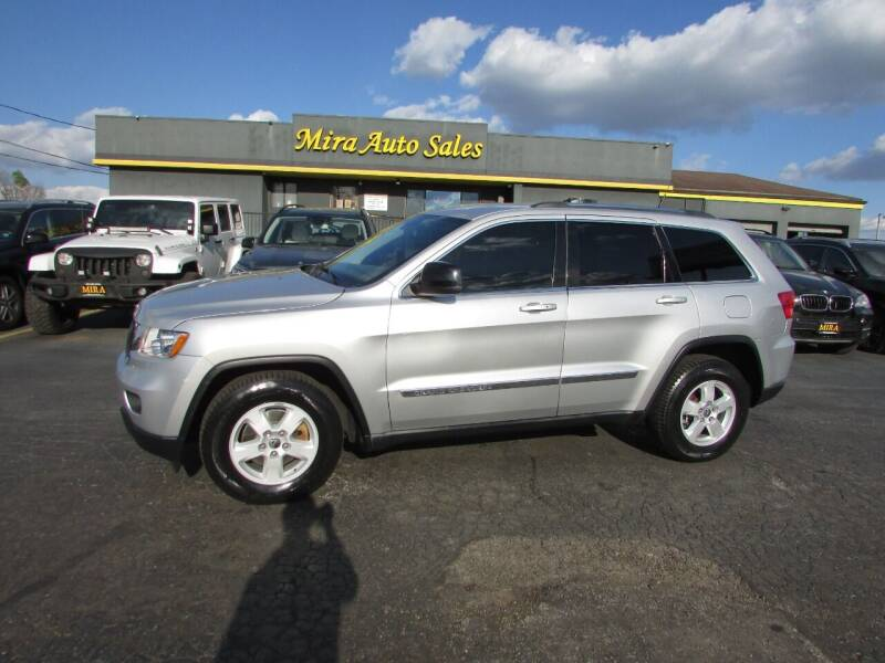 2011 Jeep Grand Cherokee for sale at MIRA AUTO SALES in Cincinnati OH