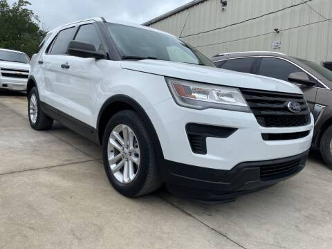 2018 Ford Explorer for sale at Thornhill Motor Company in Lake Worth TX