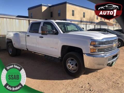 2017 Chevrolet Silverado 3500HD for sale at Street Smart Auto Brokers in Colorado Springs CO