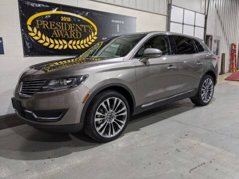 2017 Lincoln MKX for sale at LIDTKE MOTORS in Beaver Dam WI