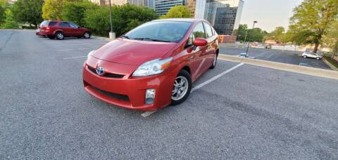 2012 Toyota Prius v for sale at Auto Wholesalers Of Rockville in Rockville MD