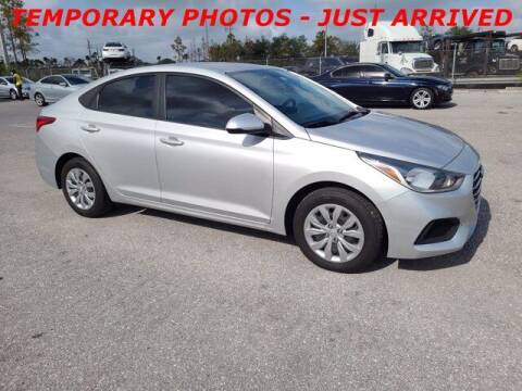 2019 Hyundai Accent for sale at Auto Finance of Raleigh in Raleigh NC