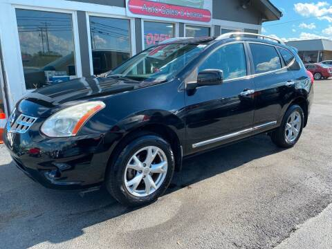 2011 Nissan Rogue for sale at Martins Auto Sales in Shelbyville KY