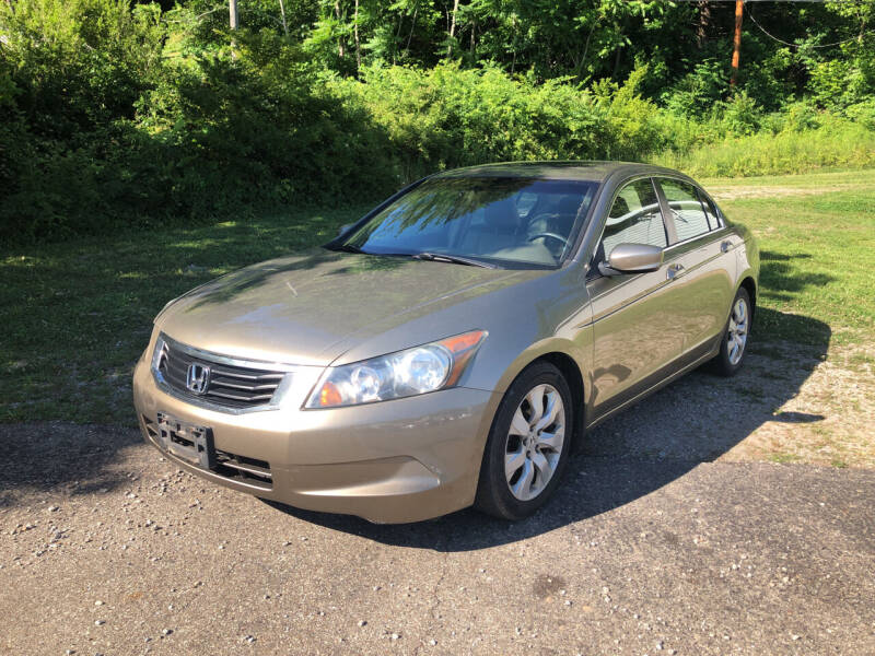 2009 Honda Accord for sale at Riley Auto Sales LLC in Nelsonville OH