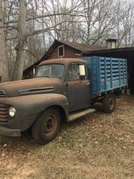 1949 Ford F-350 for sale at Classic Car Deals in Cadillac MI