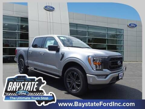 2021 Ford F-150 for sale at Baystate Ford in South Easton MA