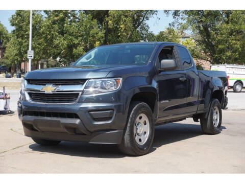 2019 Chevrolet Colorado for sale at Monthly Auto Sales in Fort Worth TX