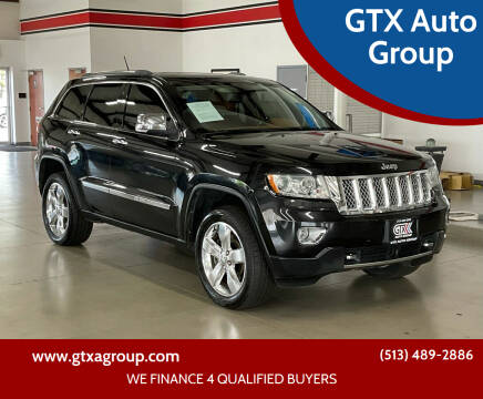 2012 Jeep Grand Cherokee for sale at UNCARRO in West Chester OH