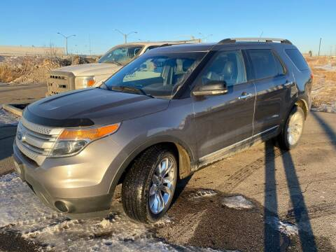 2012 Ford Explorer for sale at Canuck Truck in Magrath AB