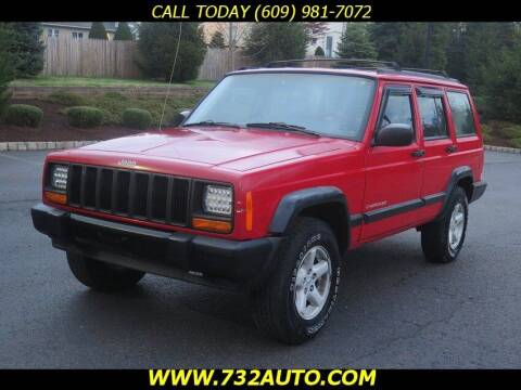 1997 Jeep Cherokee for sale at Absolute Auto Solutions in Hamilton NJ