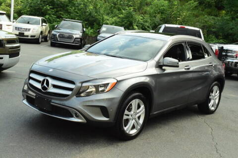 2018 Mercedes-Benz GLA for sale at Automall Collection in Peabody MA