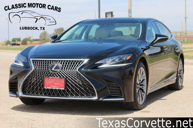 2020 Lexus LS 500 for sale in Lubbock, TX
