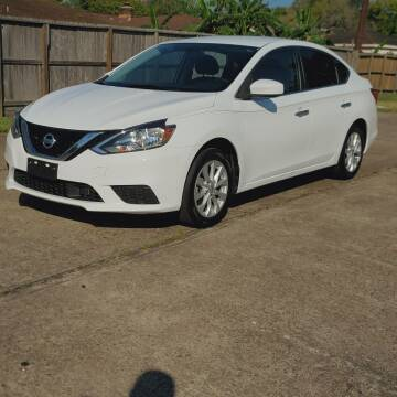 2018 Nissan Sentra for sale at MOTORSPORTS IMPORTS in Houston TX