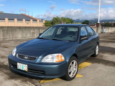 1996 Honda Civic for sale at Rave Auto Sales in Corvallis OR